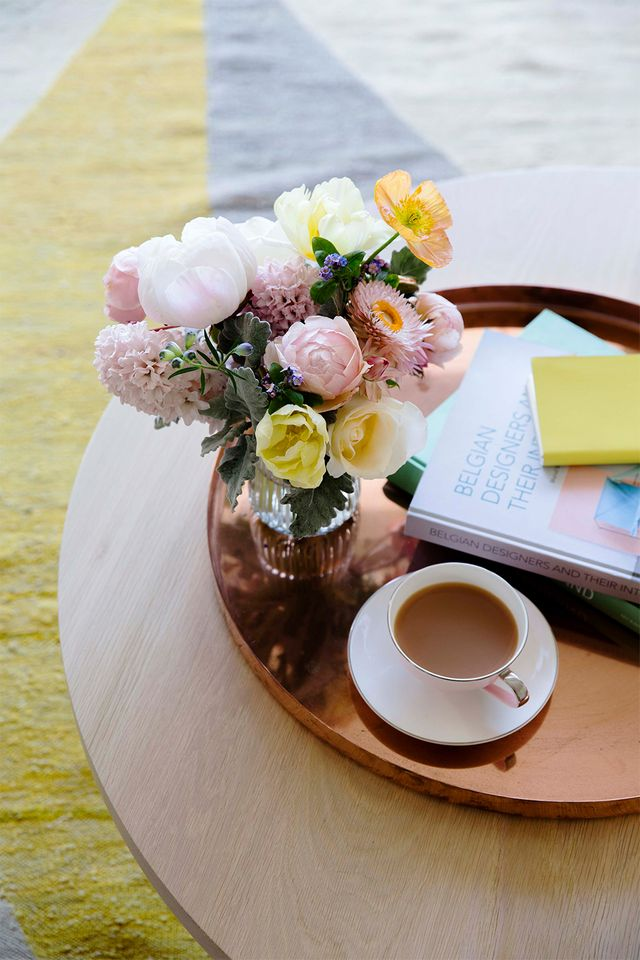 How To Make Your Coffee Table More Beautiful Home
