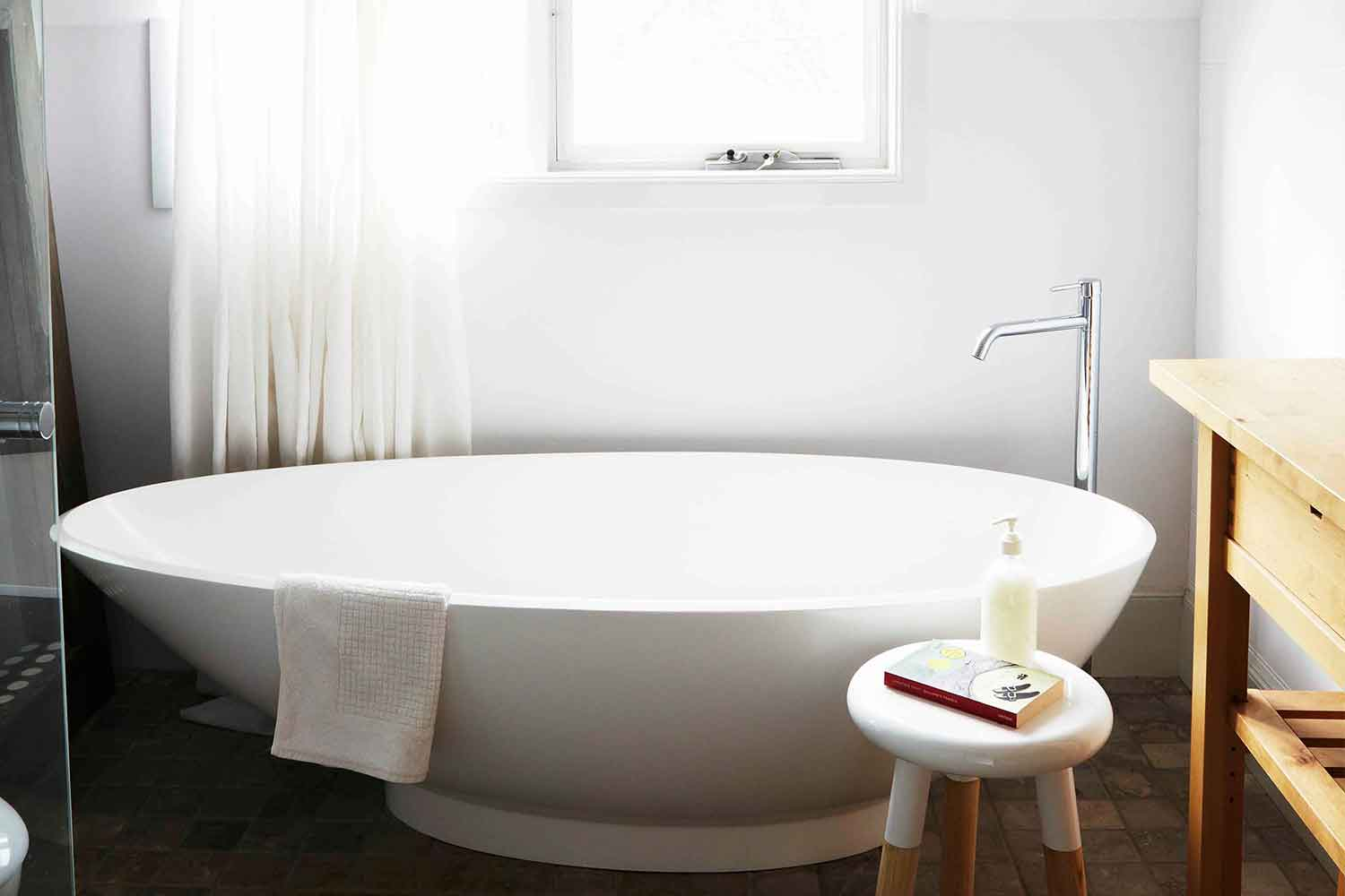 six stunning baths to sink into home beautiful magazine