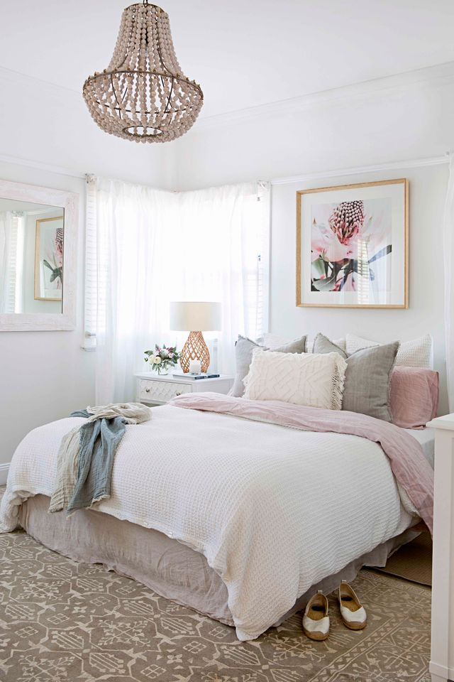 Room Recipe Hamptons Style Bedroom Home Beautiful