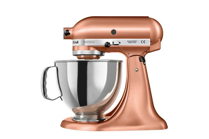 Stop Everything Kitchenaid Has Released A Copper Stand Mixer Home