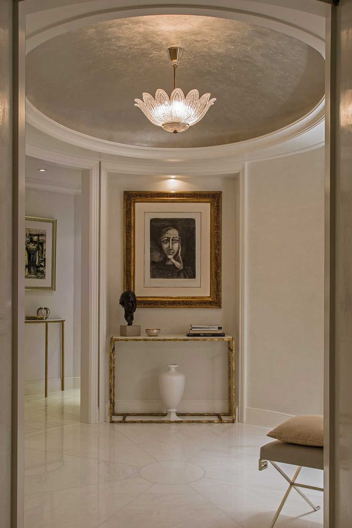 The Park Avenue Apartment That Charlotte York Would Die For Home Beautiful Magazine Australia