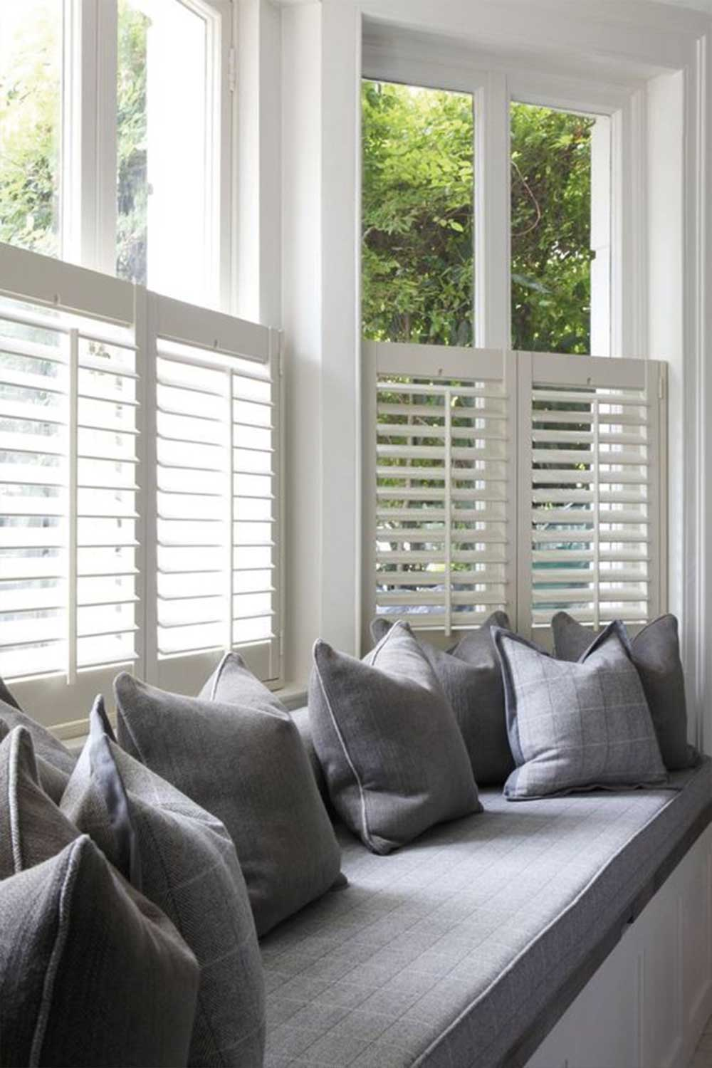 Pinterest Inspiration Bay Windows Bring In Light And Form A Spot To Retreat To Home Beautiful Magazine Australia
