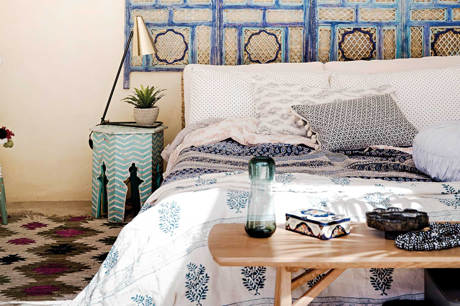 The Ultimate Cheat Sheet For How To Get A Boho Bedroom | Home Beautiful  Magazine Australia
