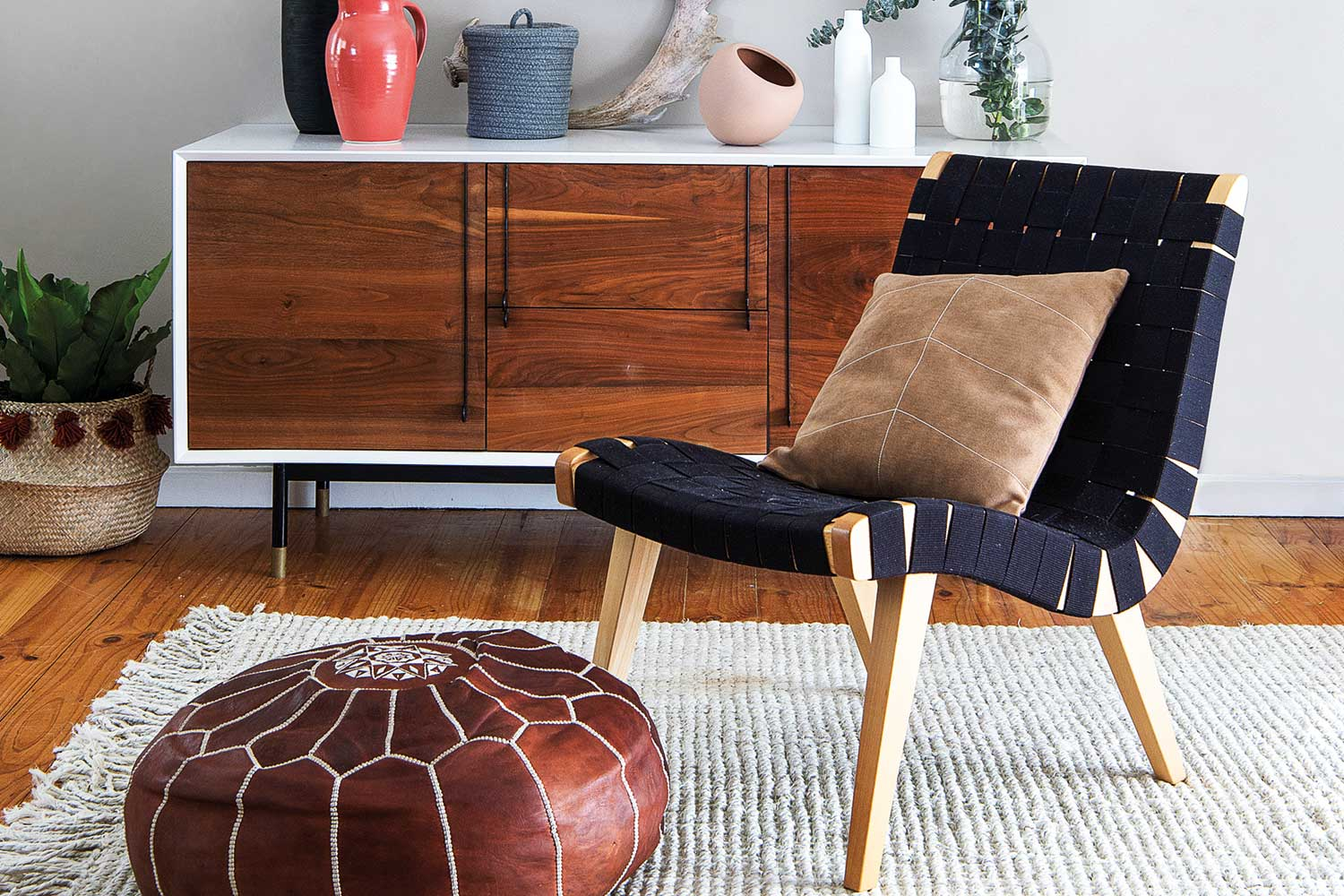 8 Ways To Rock Your Statement Armchair Home Beautiful
