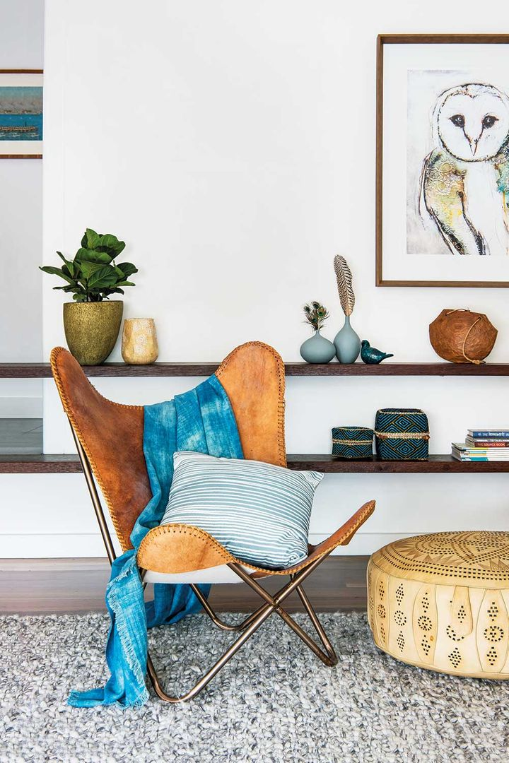 8 Ways To Rock Your Statement Armchair Home Beautiful Magazine