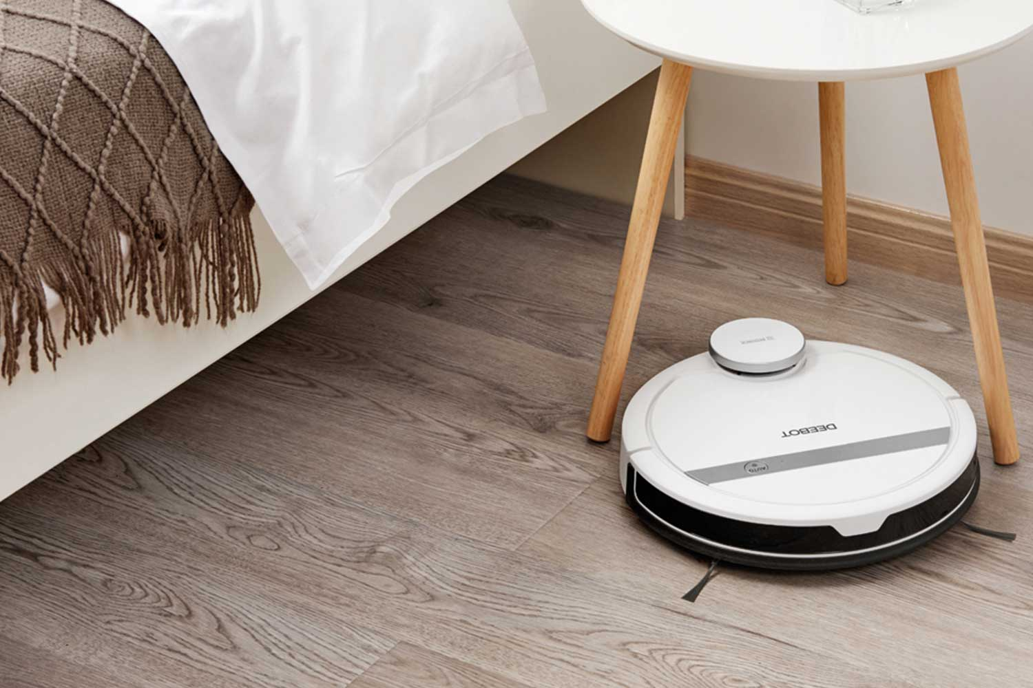 The New Cleaning Robot You Can Control From Anywhere In