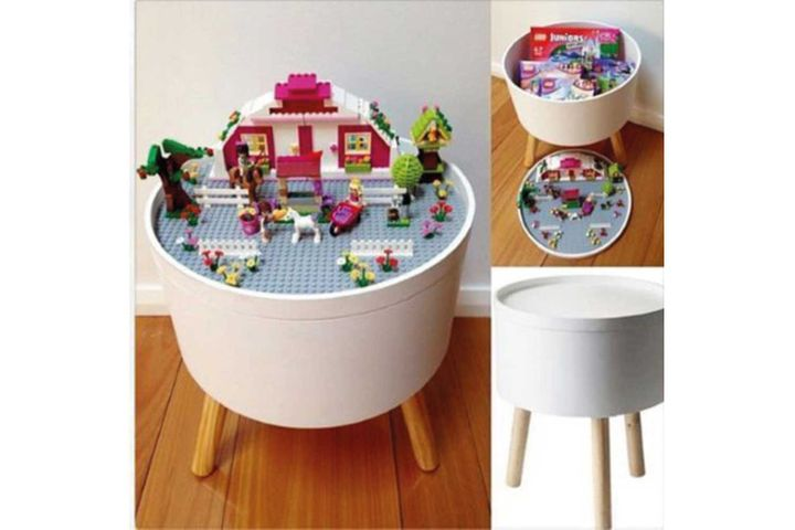 12 Of The Best Ideas For Lego Storage Home Beautiful Magazine