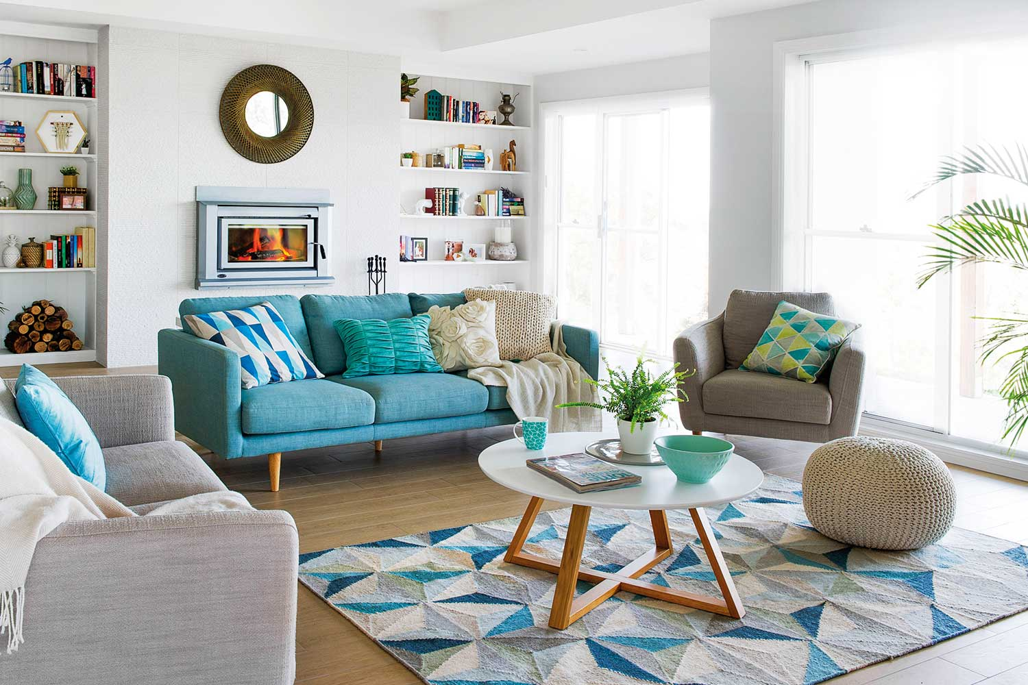 20 coffee table ideas to pull your whole living room