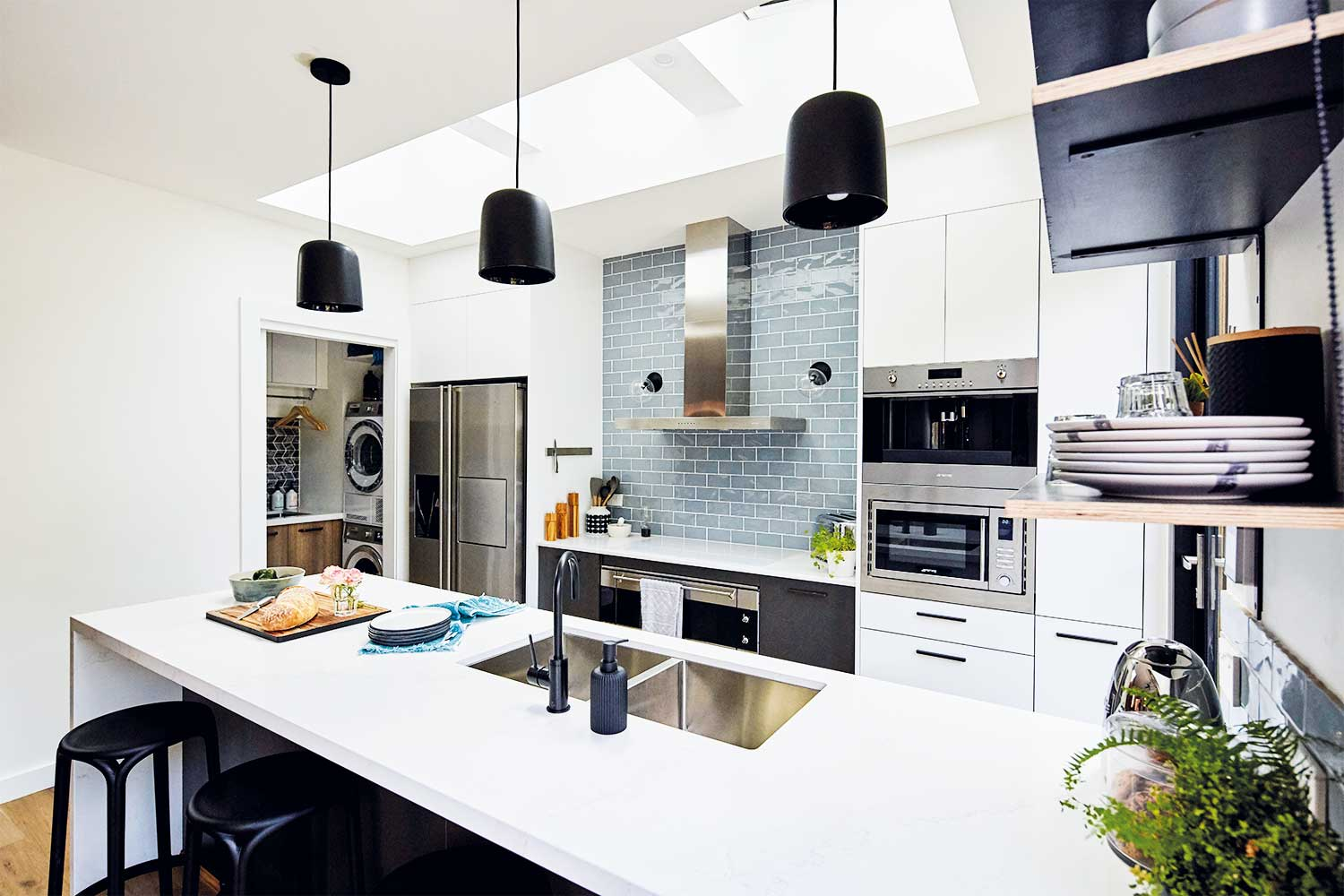 3 ways to flood your home with natural light home for Natural light in homes