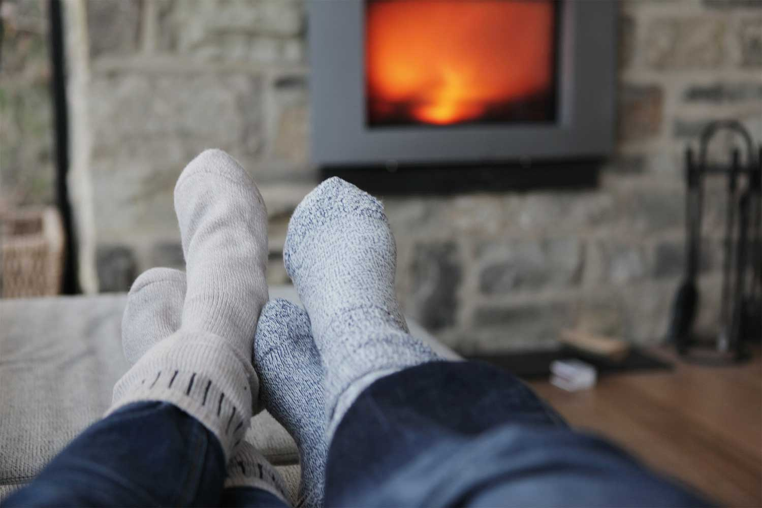 How To Keep Your Home Warm In Winter Home Beautiful