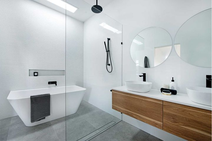 Cool How Much Does A Bathroom Renovation Cost Home Beautiful Beutiful Home Inspiration Semekurdistantinfo