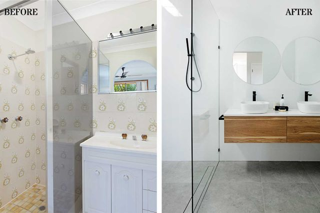 How Much Does A Bathroom Renovation Cost Home Beautiful