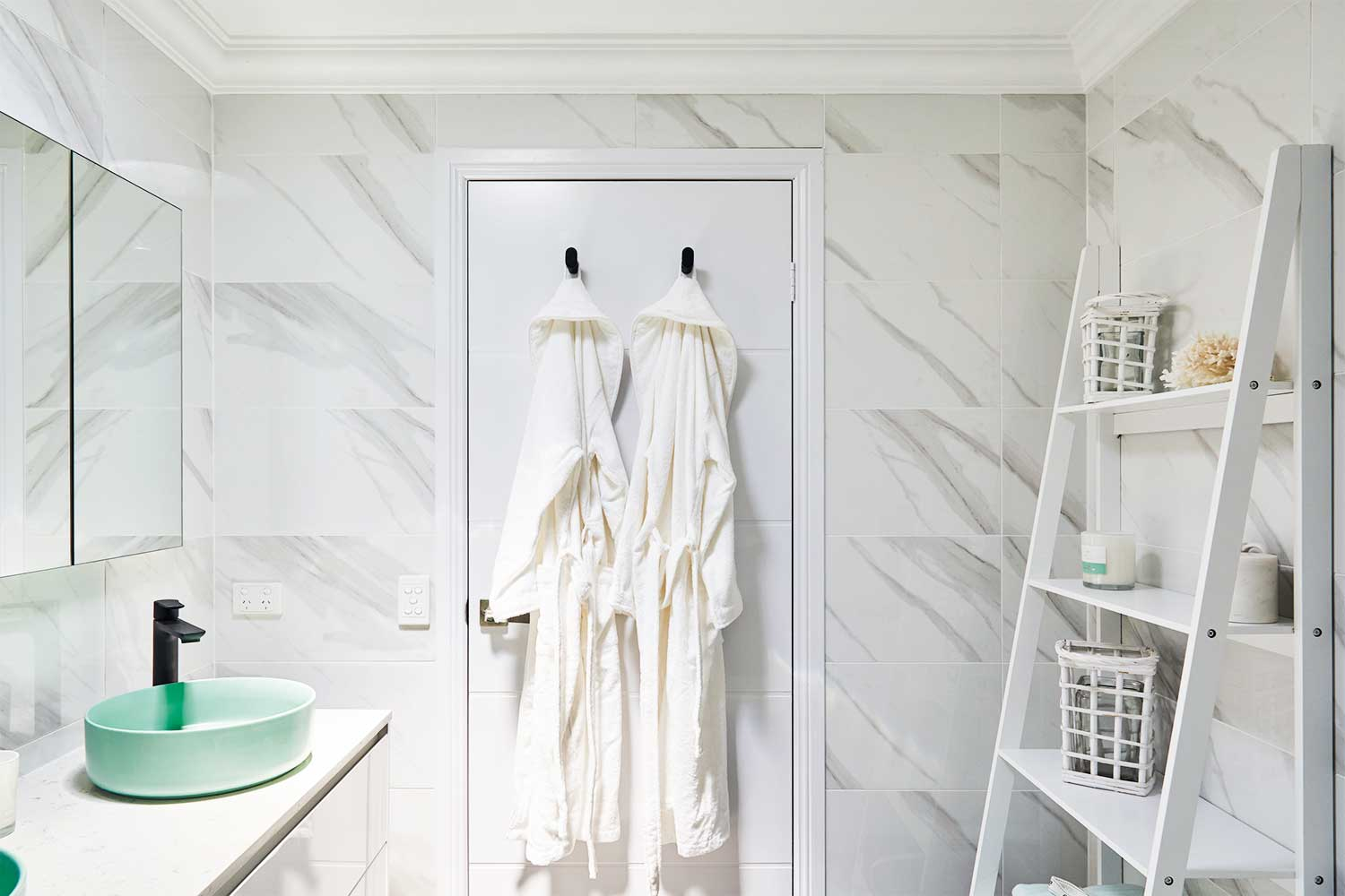 The double life of bathrooms (according to LLB) | Home Beautiful ...