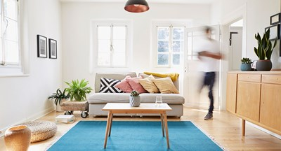 How to make your living room look bigger home beautiful How to make room attractive