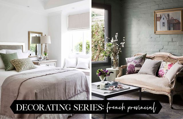 Decorating Masterclass Part 2: How to get French provincial ...