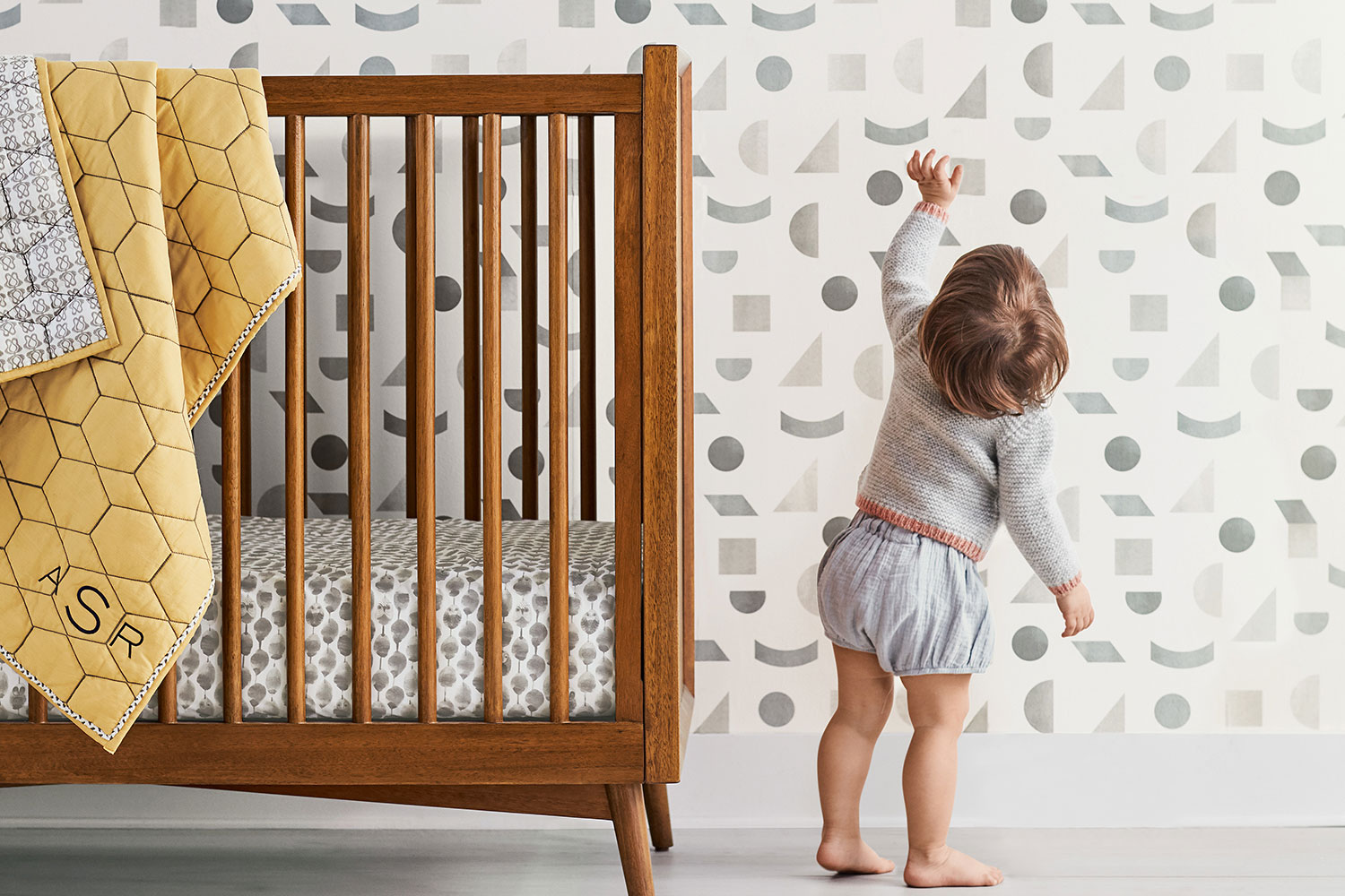 West Elm And Pottery Barn Kids Launch New Nursery Collection Home