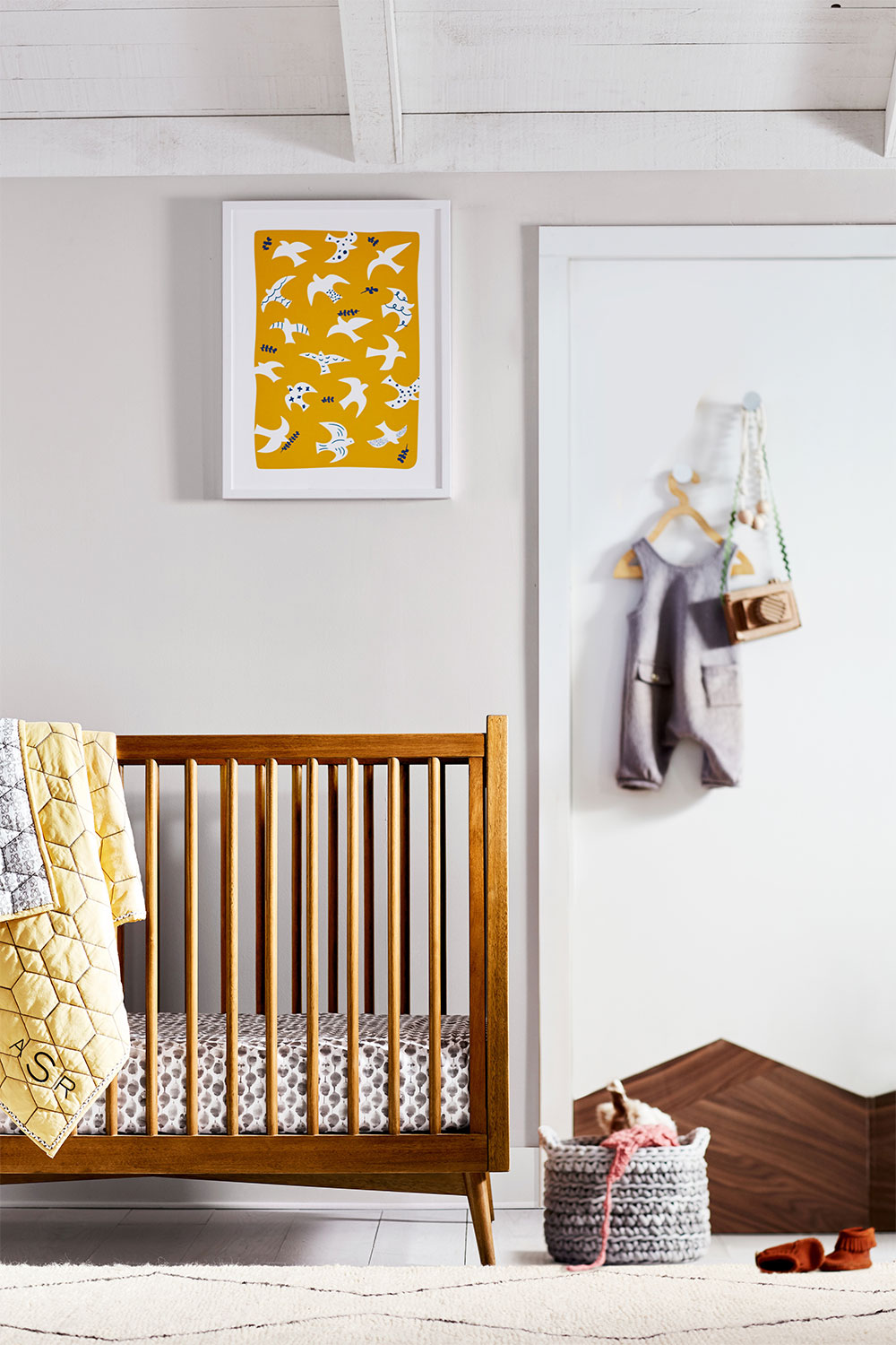 West Elm And Pottery Barn Kids Launch New Nursery Collection Home Beautiful Magazine Australia