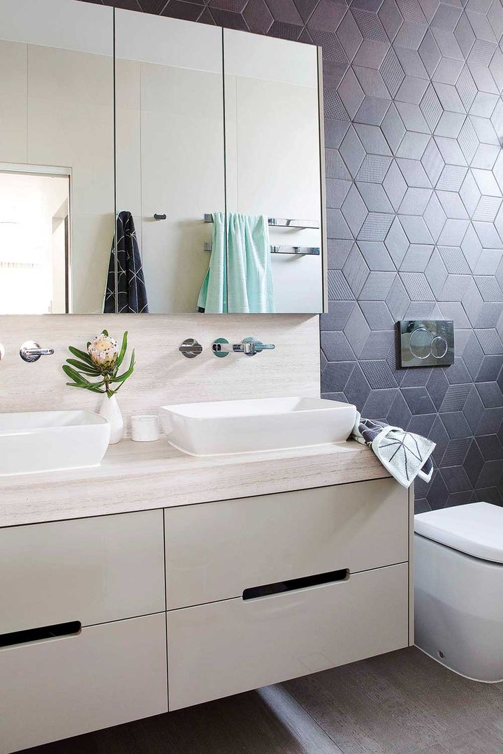 8 Bathrooms That Are Big On Style Home Beautiful Magazine Australia