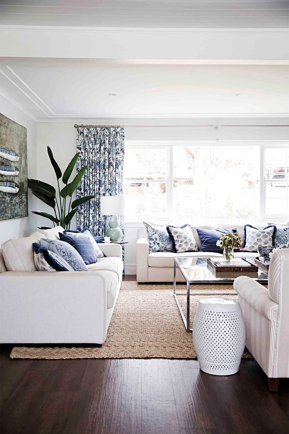 10 Easy Ways To Decorate Your Home With Hamptons Style Decor Home Beautiful Magazine Australia