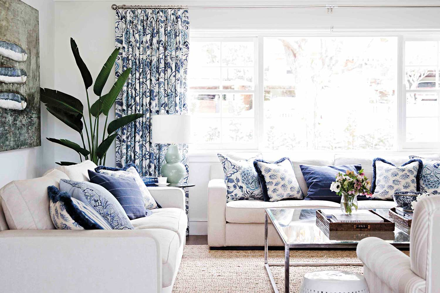10 Easy Ways To Decorate Your Home With Hamptons Style
