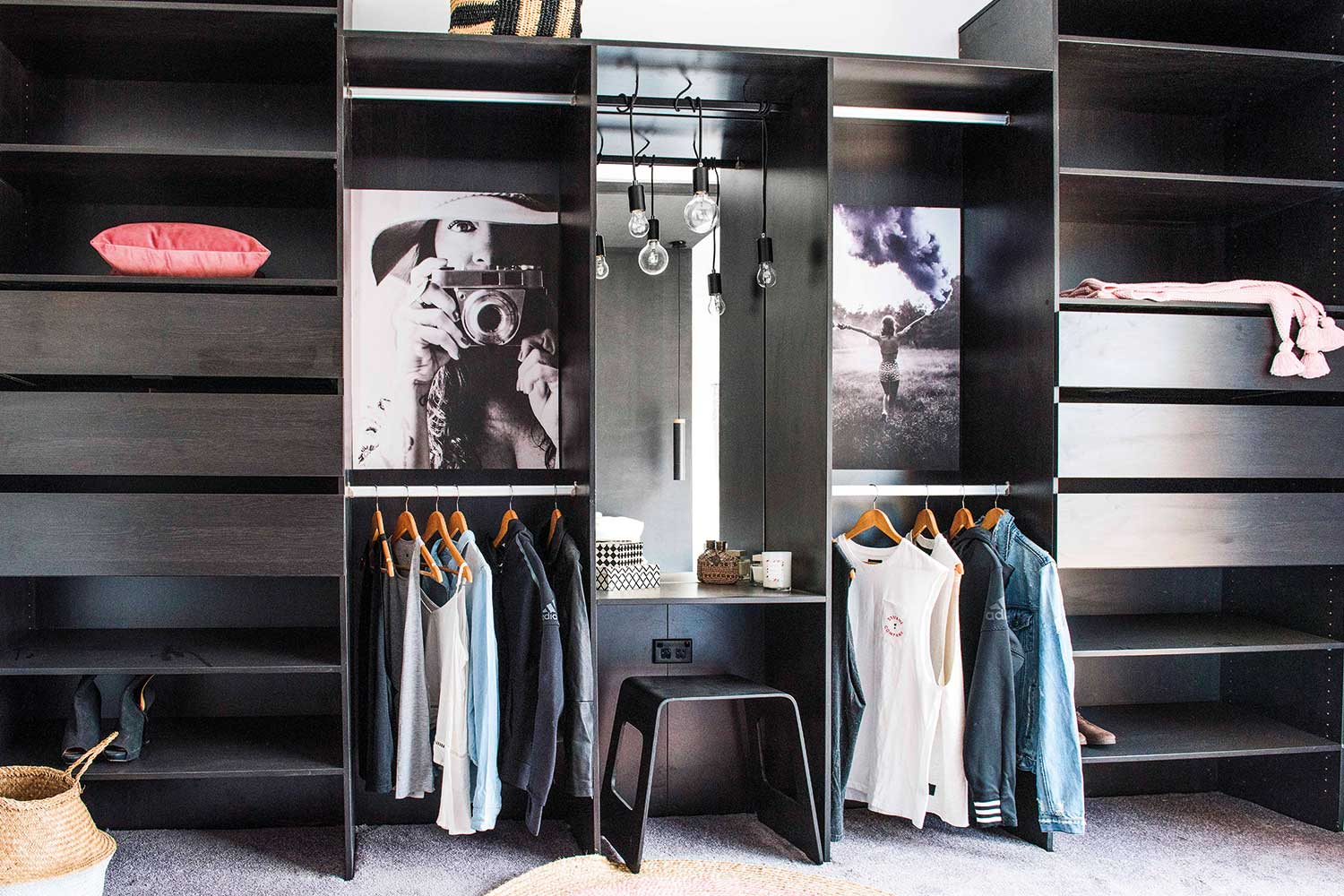 How To Plan The Perfect Walk In Wardrobe Home Beautiful Magazine Australia