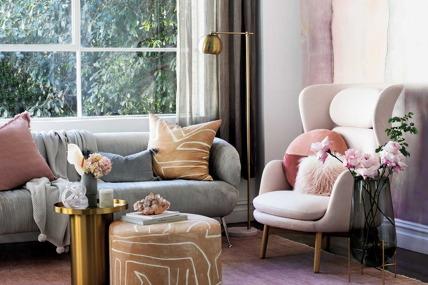 Hottest decorating trends for 2019 part 3 refined romance - Interior design trends 2019 ...