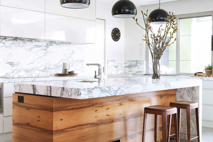 How To Create The Ultimate Luxury In Your Kitchen Design Home Beautiful Magazine Australia