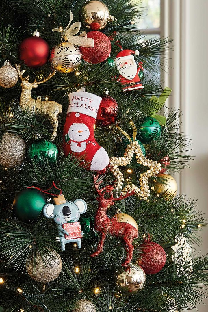 Australian Christmas Tree Decorations.Target Christmas Decorations 2018 Have Landed In Store