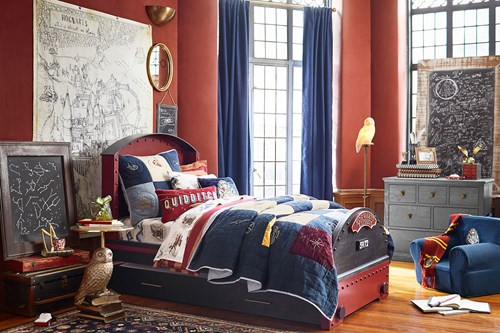 Transform Your Kid S Room With This Harry Potter Bedroom