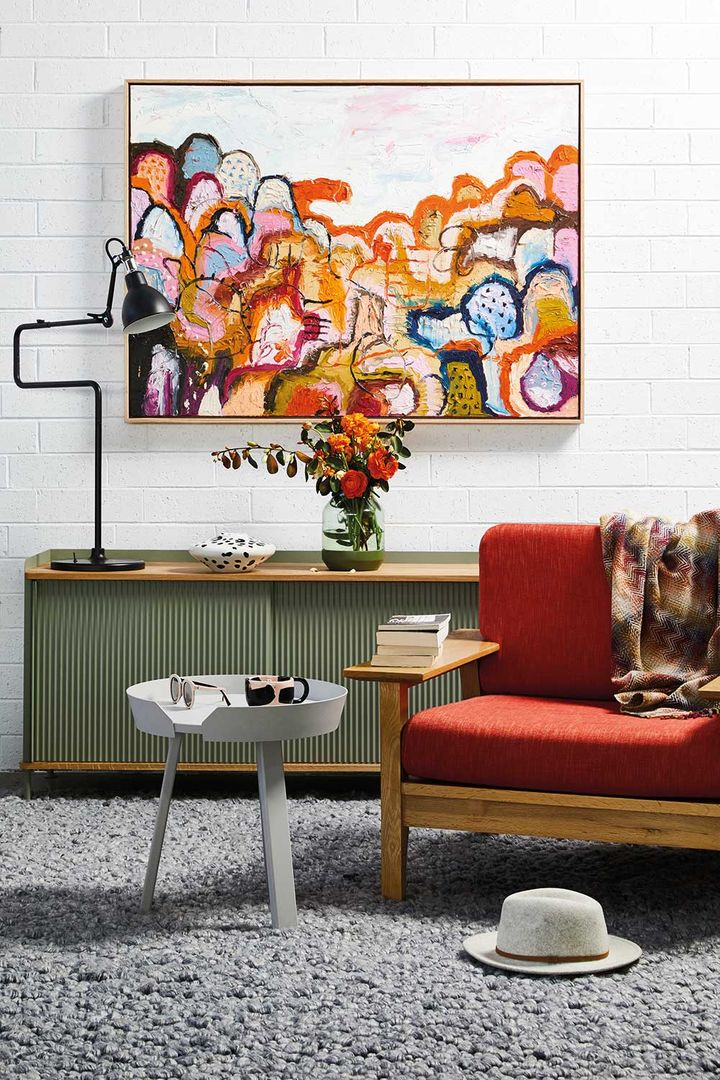 Are You Getting The Most Out Of Art In Your Home Home Beautiful Magazine Australia