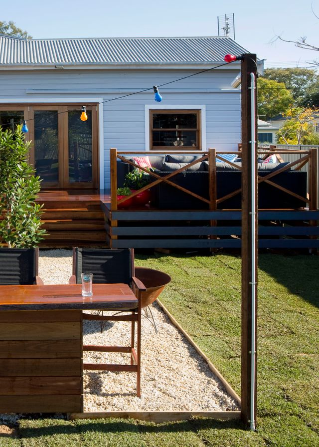 House Rules 2016 Queensland Garden Reveal Home Beautiful