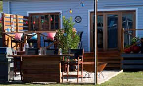House Rules Queensland garden reveal
