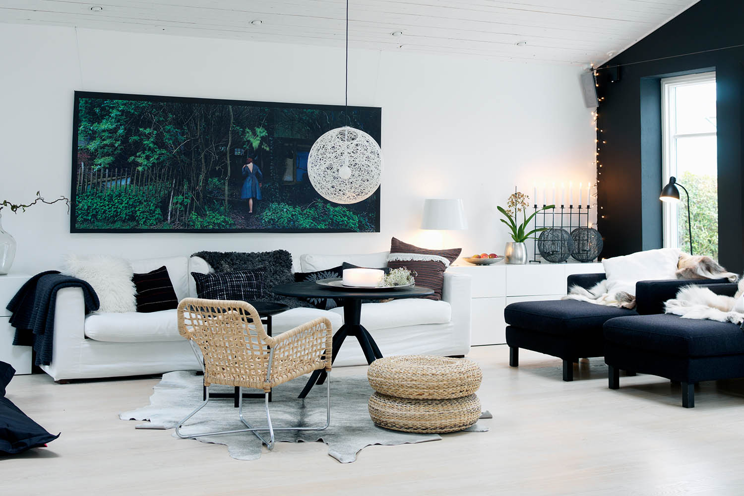Six colours you'll find in every Scandinavian home