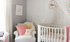 Children's decorating: baby beautiful