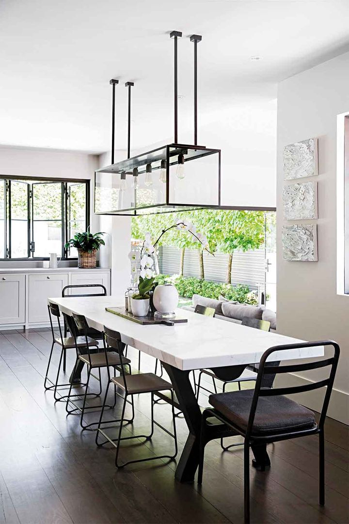 Lighting To Dine For 5 Show Stopping Pendants To Take Your Dining Room To The Next Level Home Beautiful Magazine Australia
