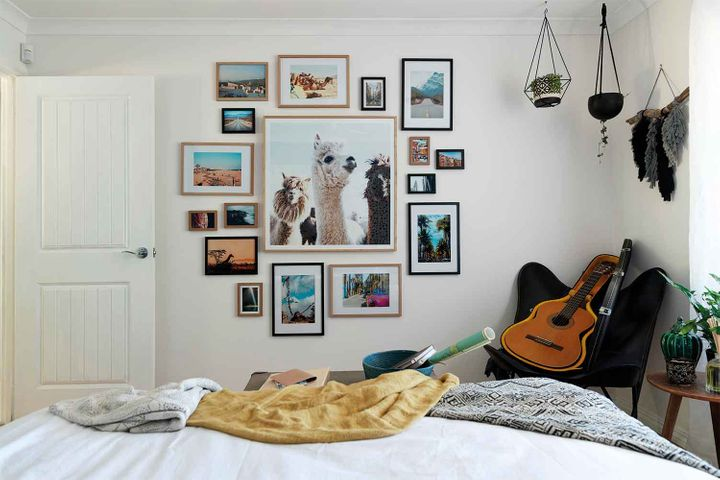 3 things you need to know about hanging art | Home Beautiful