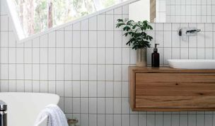 Watch: Stunning beach house bathrooms revealed