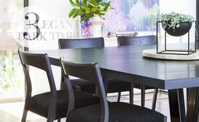 WATCH: 5 of our favourite dining chairs