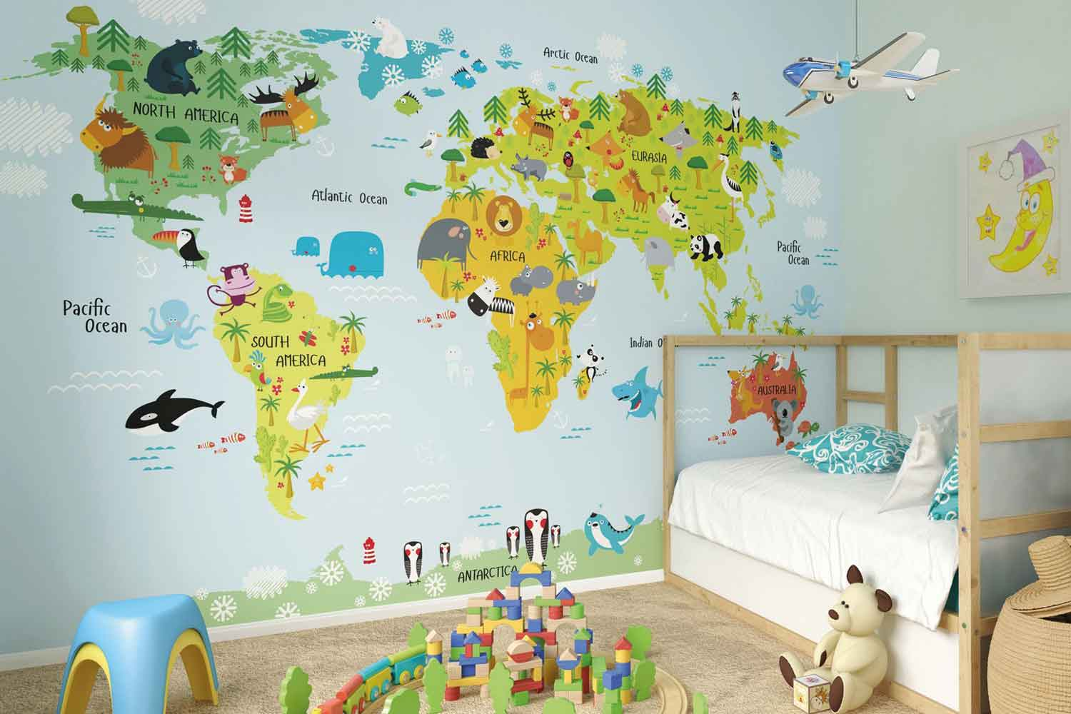 3 Kids Bedroom Decorating Ideas Grown Ups Will Want To Steal Home Beautiful Magazine Australia
