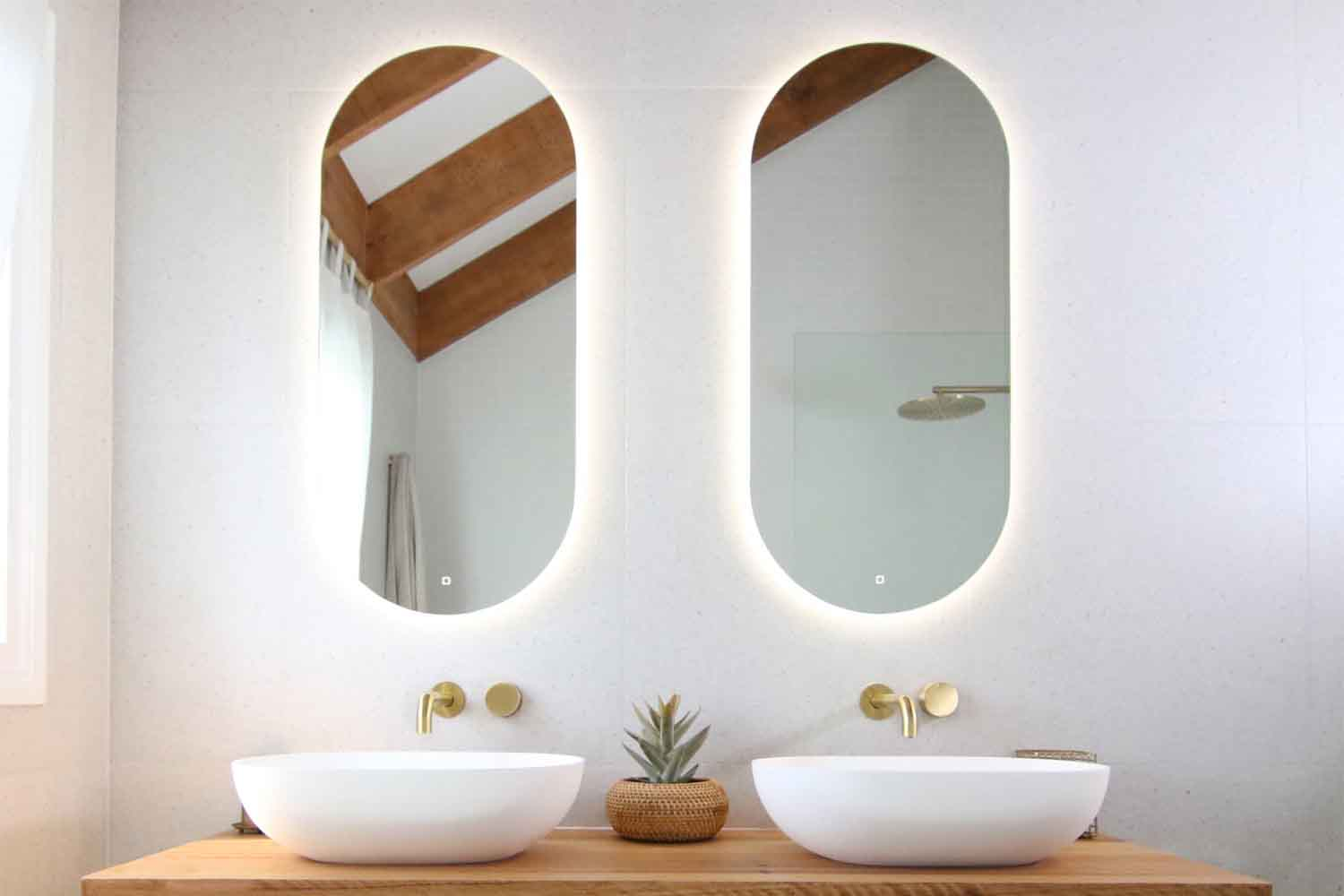 Backlit Mirrors Everything You Need To Know Home