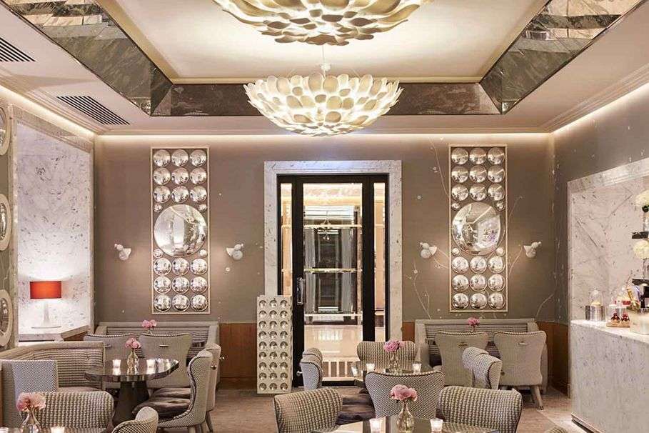 The luxury hotel that lends you Burberry, Chanel and more