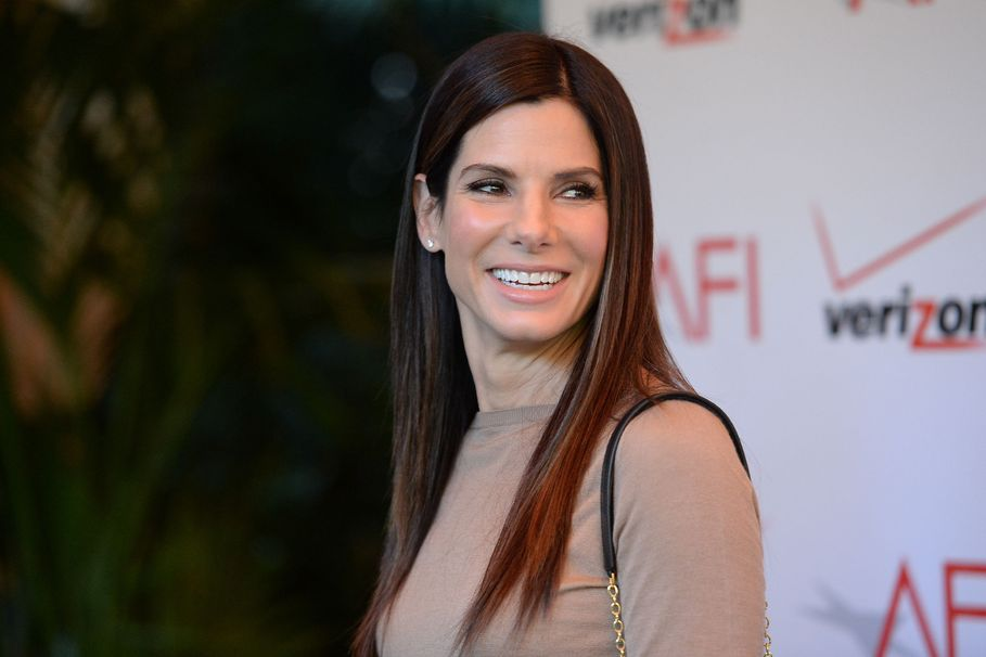 Take a look inside Sandra Bullock's former Hollywood Hills Home