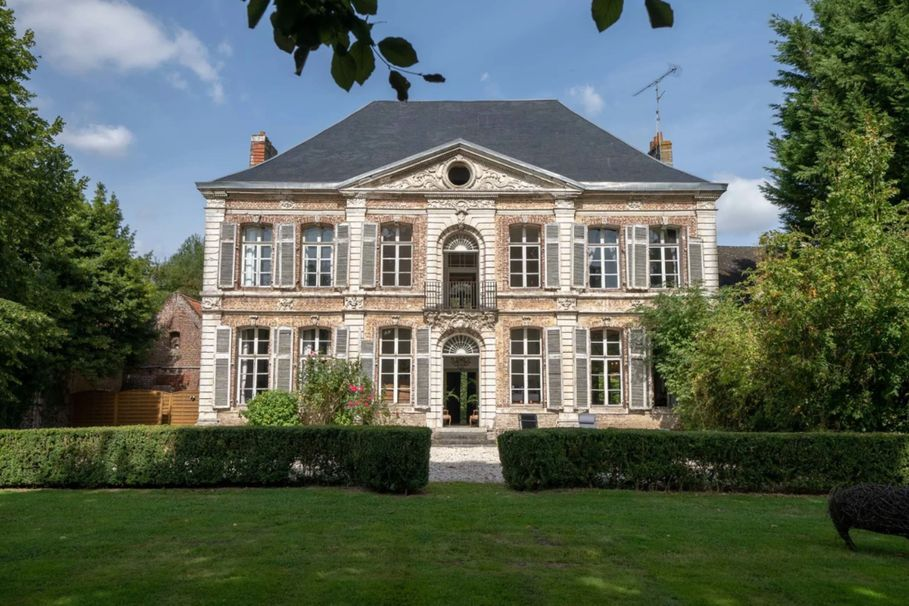 The 14-bedroom French chateau that costs less than a Sydney apartment