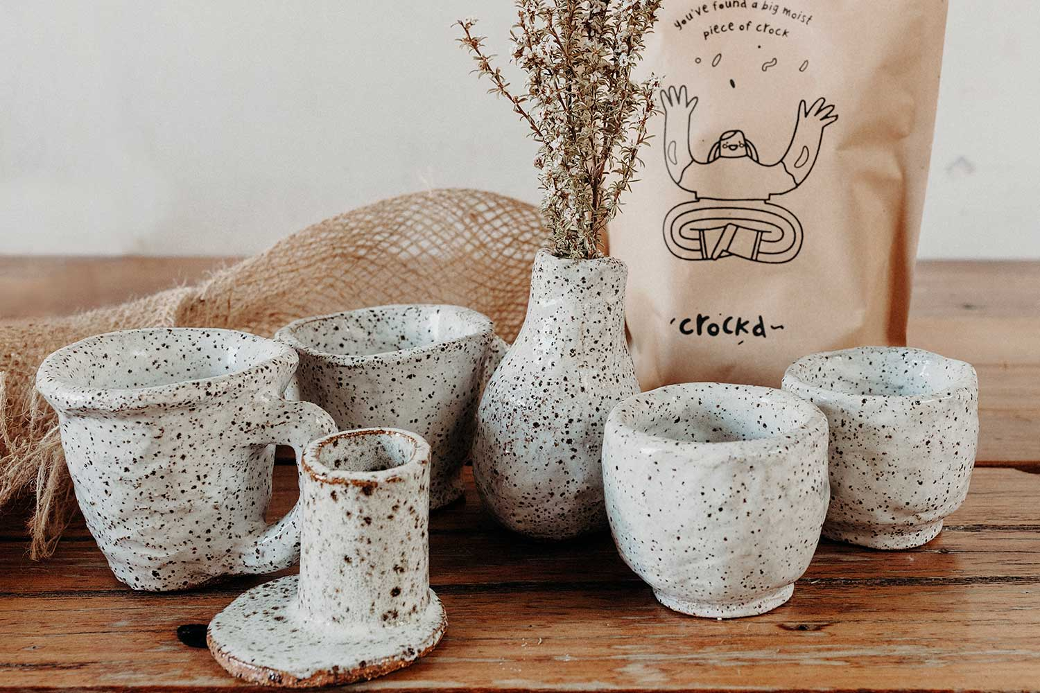 Get Creative With This Home Delivered Diy Pottery Kit Home Beautiful Magazine Australia