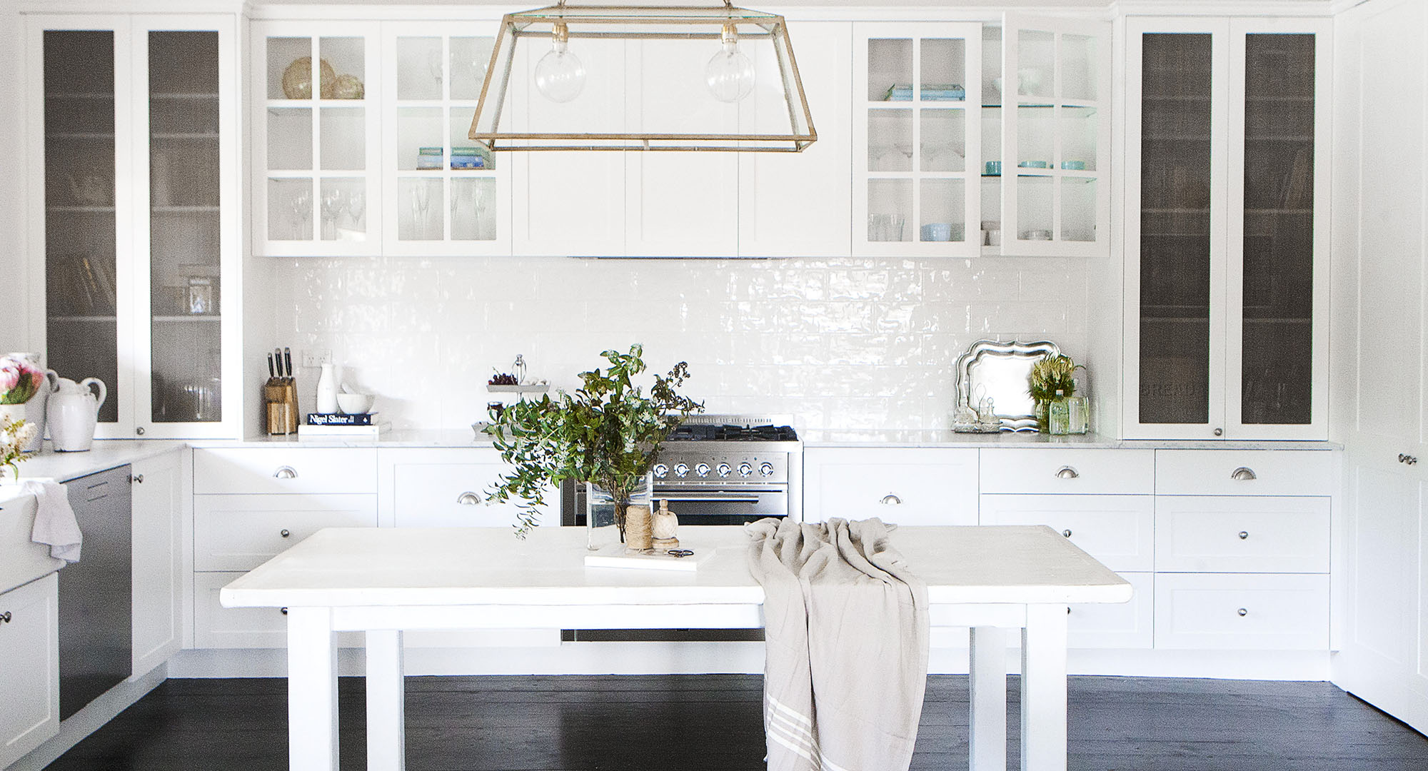 Traditional Kitchen With A Twist Home Beautiful Magazine