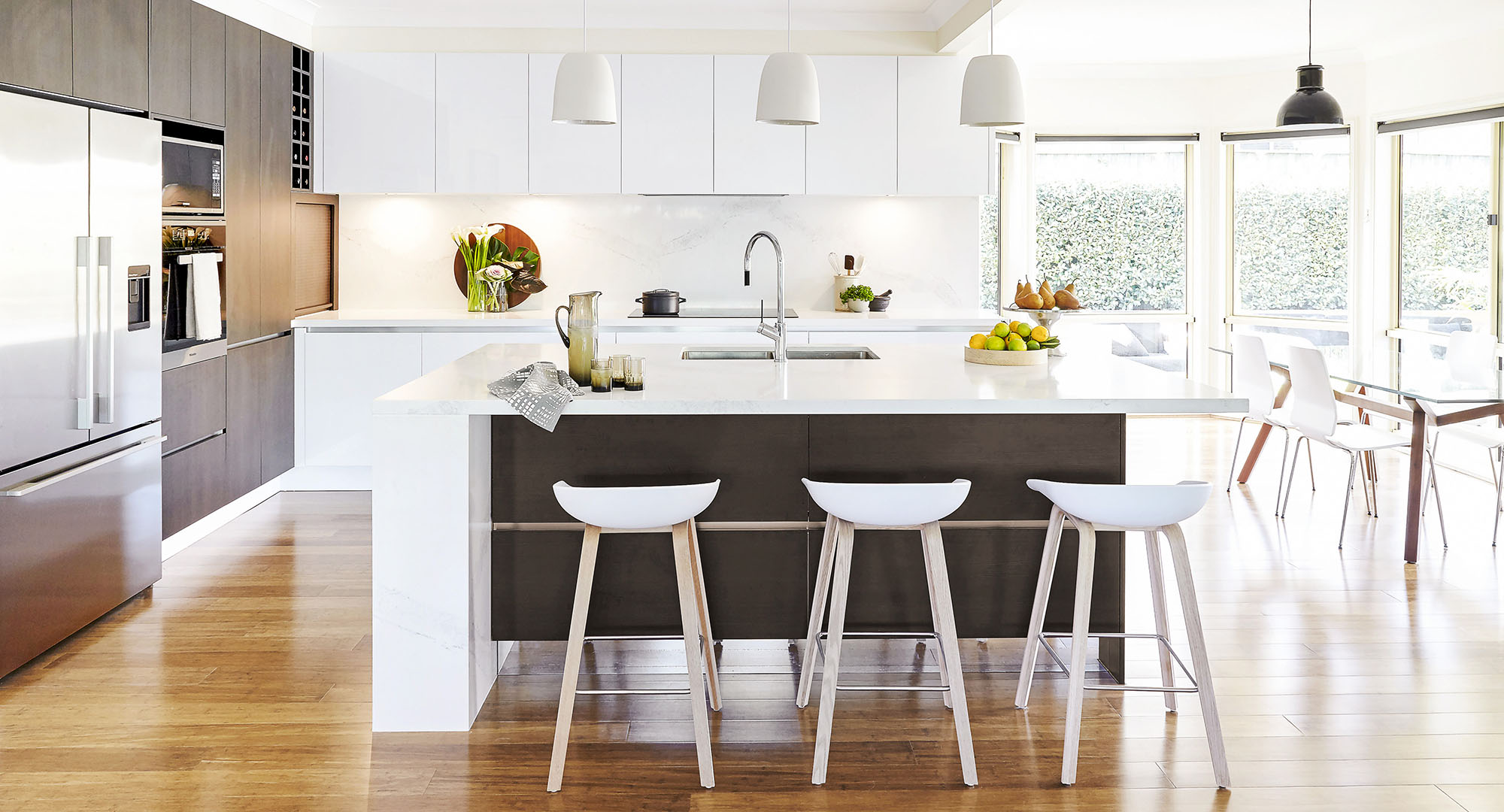 Let this timeless modern kitchen inspire you home for House beautiful kitchens