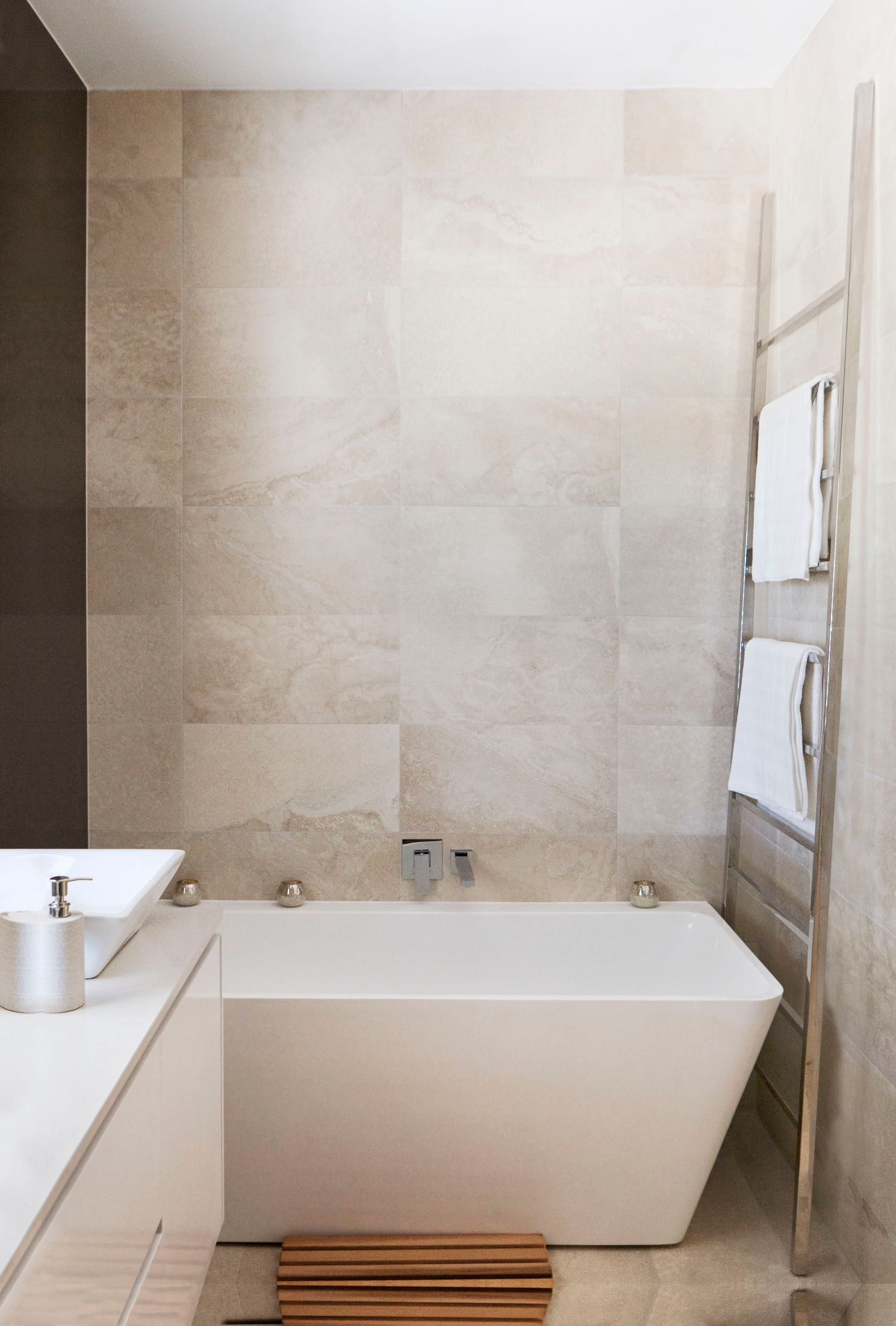 Bathroom inspiration: A neutral palette | Home Beautiful Magazine ...