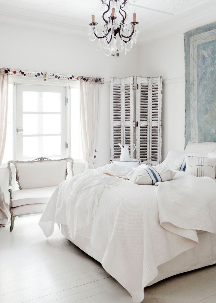 extraordinary country style bedroom white | Flooring 101 - Homes, Bathroom, Kitchen & Outdoor | Home ...