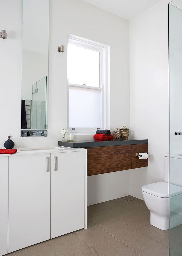 Bathroom inspiration: Compact chic