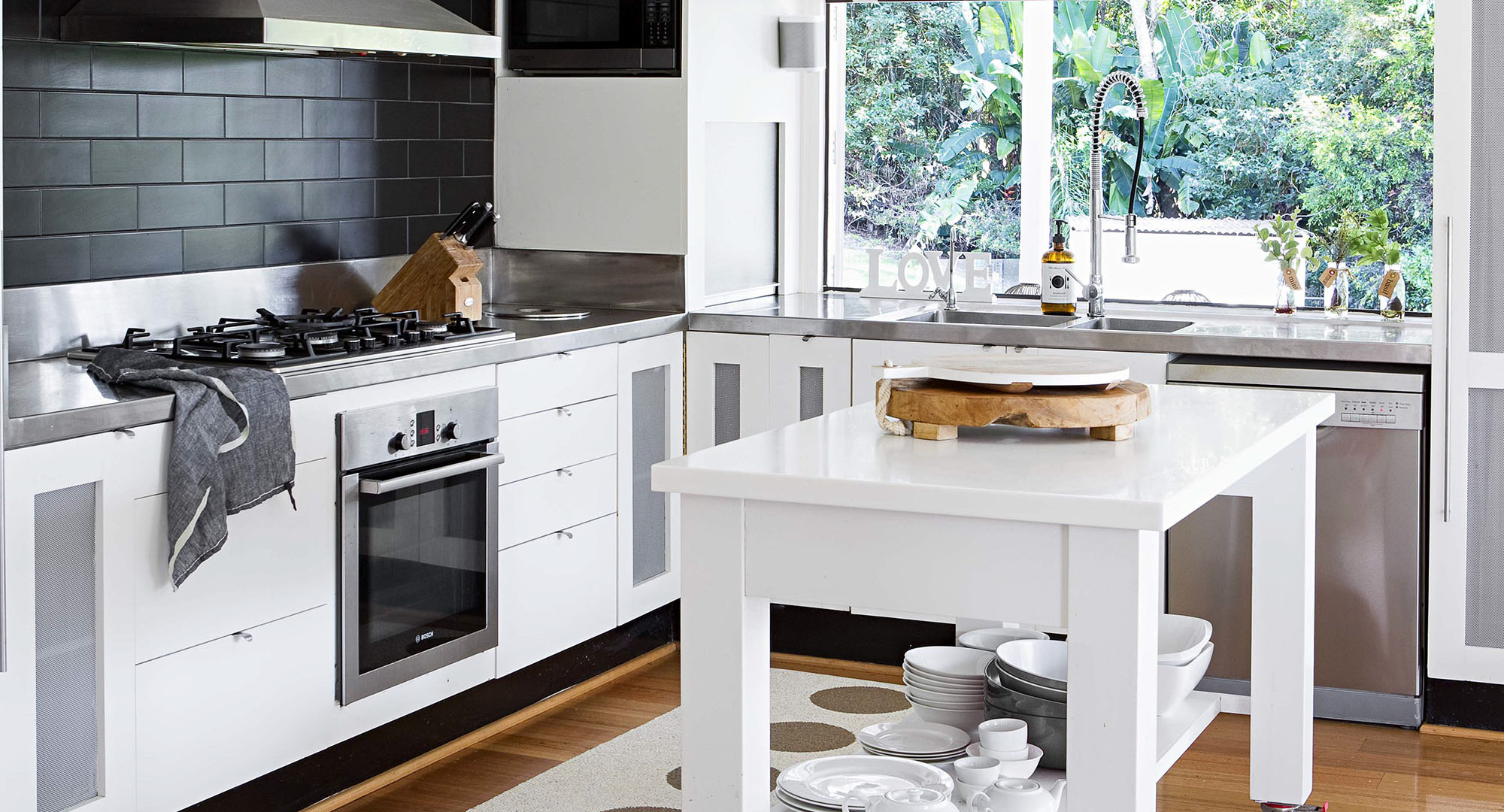 Kitchen inspiration: 5 steps to a timeless modern space | Home ...